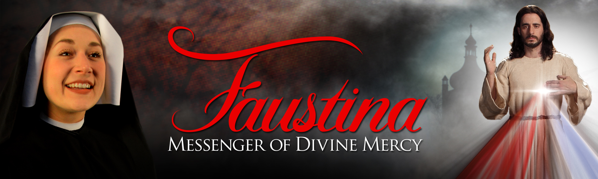 The Actress | Faustina: Messenger of Divine Mercy