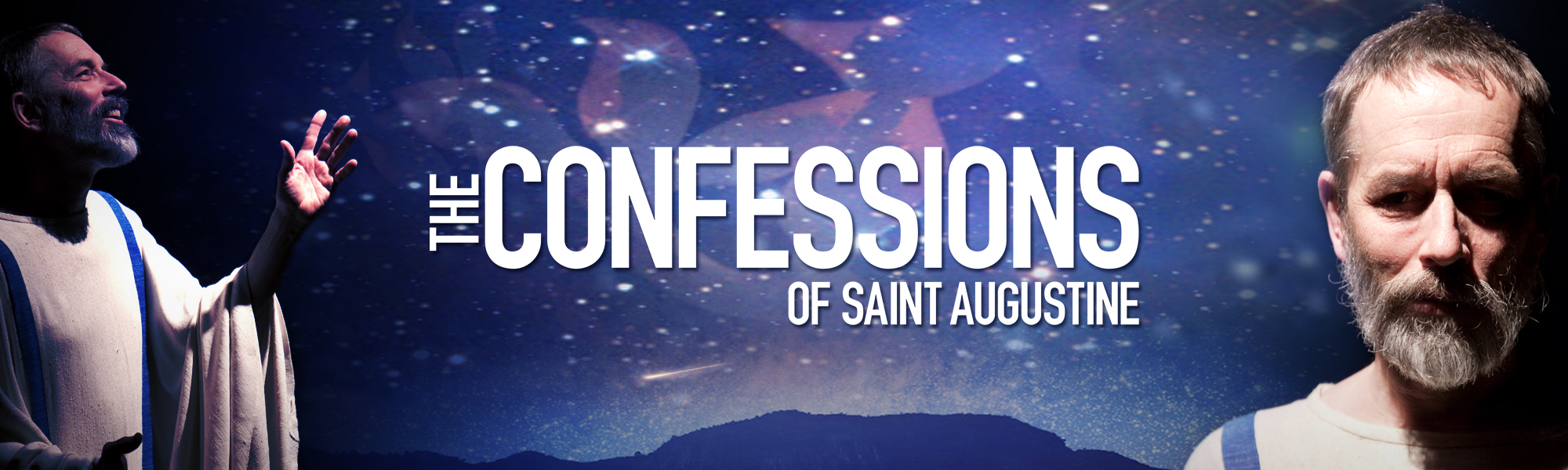 The Actor | The Confessions of Saint Augustine