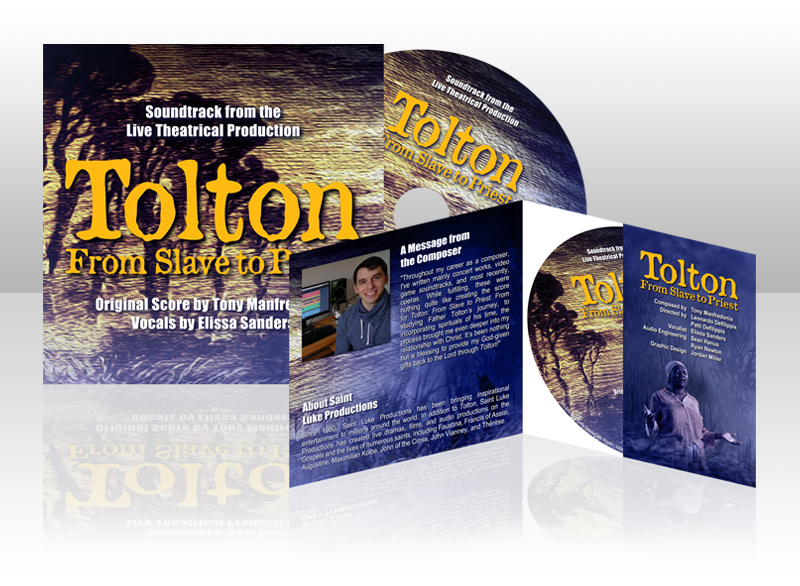 Tolton: From Slave to Priest Soundtrack