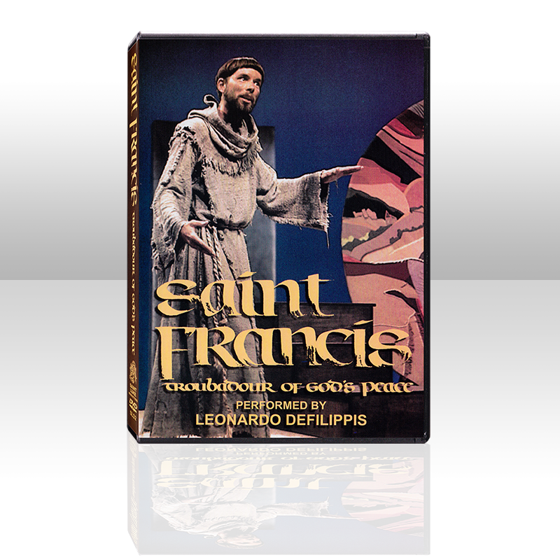Saint Francis: Troubadour of God's Peace